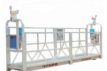10m 800kg ripustettu telinejärjestelmä alumiiniseos, jossa nostokorkeus 300 m