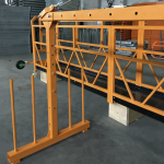 yksivaiheinen ripustettu köysirunko 800 kg 1,8 kw, nostonopeus 8 -10 m / min