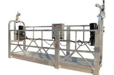 alumiiniseoskotelo ripustettu työtaso / gondola / teline zlp 630